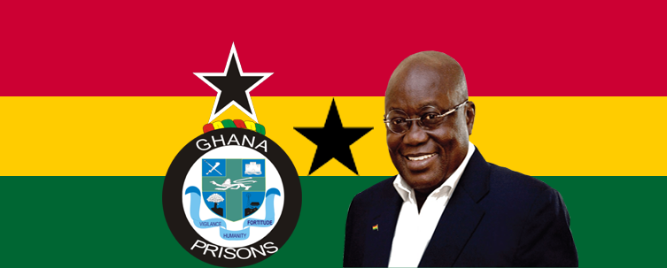 Covid-19: Ghana President Grants Amnsety To 808 Prisoners
