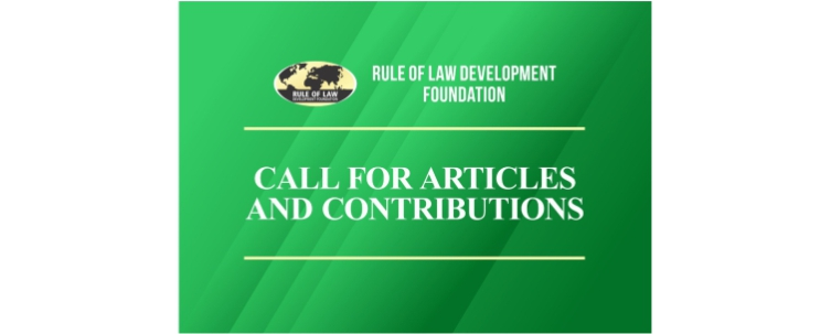 Call For Article And Contribution