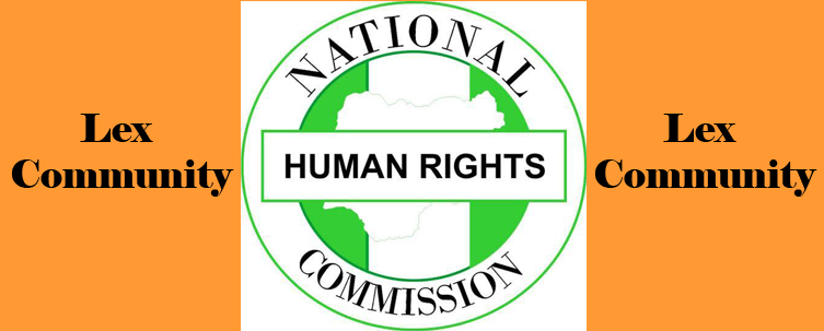 NATIONAL HUMAN RIGHTS COMMISSION PRESS RELEASE ON COVID-19 ENFORCEMENT SO FAR REPORT ON INCIDENTS OF VIOLATION OF HUMAN RIGHTS