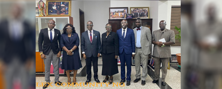 """I Assure You Of Our Cooperation"" – CJ, FHC To NBA Abuja Branch Exco"