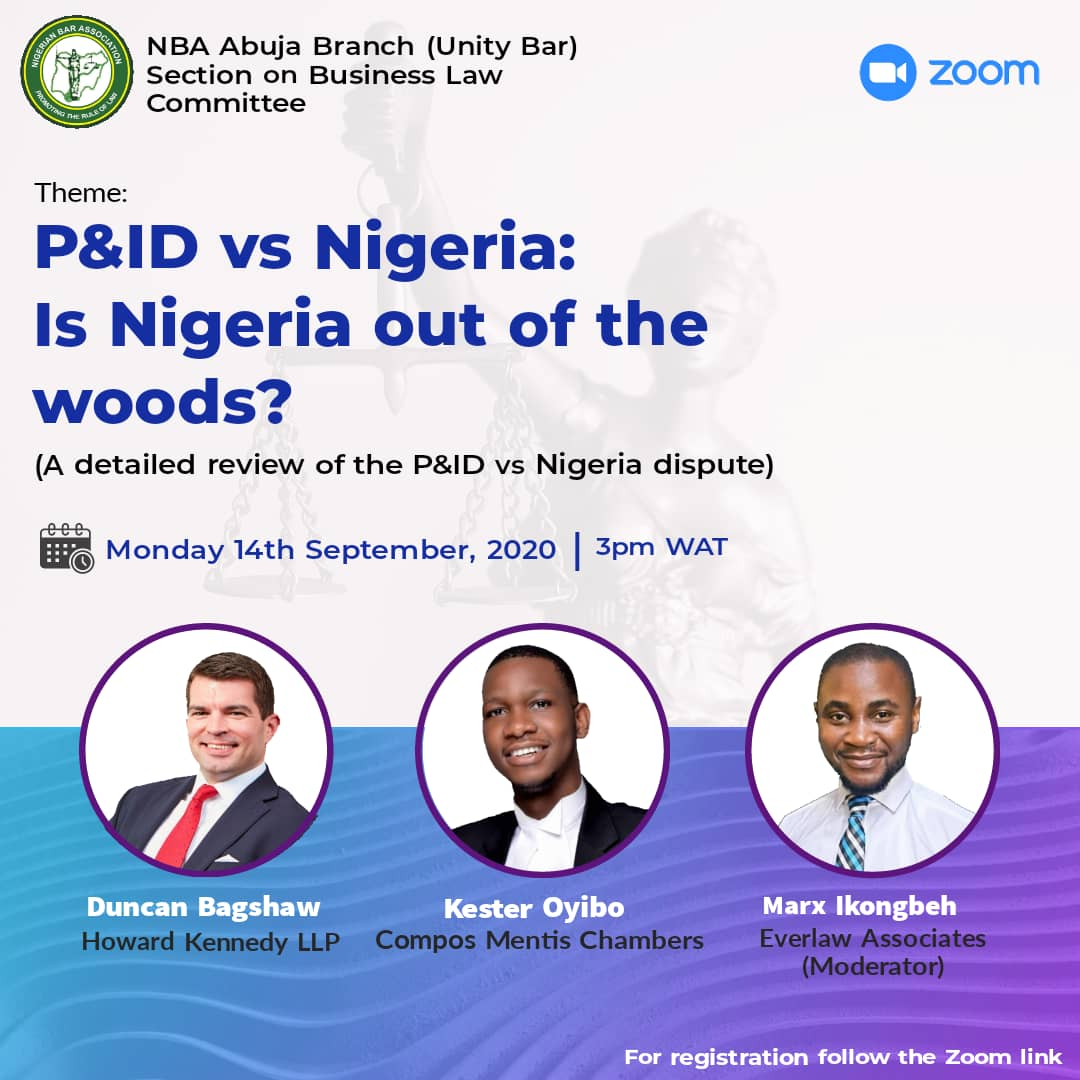 P&ID Vs Nigeria: Is Nigeria Out Of The Woods?