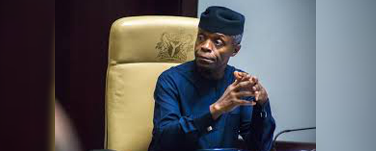 We Reject Notion That Sexual Harassment Victims Are Responsible For The Abuse – VP Osinbajo