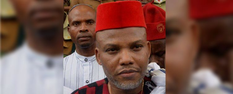 Court To Resume Nnamdi Kanu's Trial In 8 Weeks Time