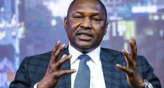 Attorney-General And Minister Of Justice, Abubakar Malami