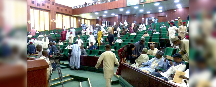 The Much Embattled Electoral Bill Has Been Passed And E-transmission Of Results Adopted By The House Of Reps.