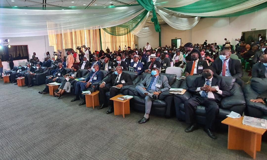Excerpts From NBA Unity Bar Abuja 2021 Law Week Opening Ceremony