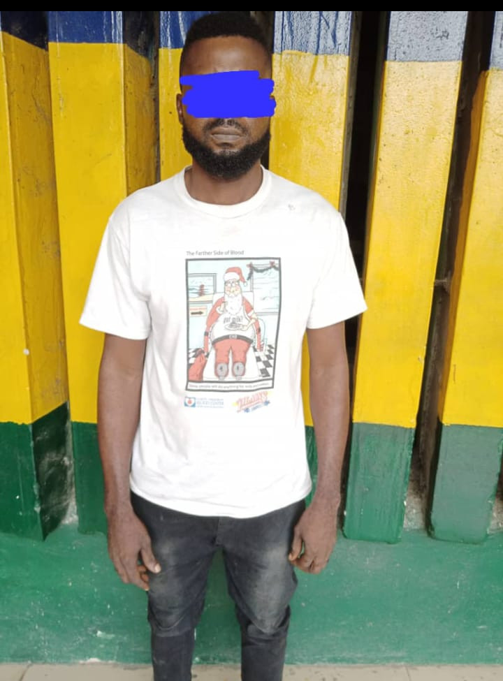 Sexual Violence: A Thirty Two Years Old Man Rapes The Child Of His Neighbor